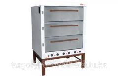 Печь хлебопек. электрич. ХПЭ-500 (нержавеющая