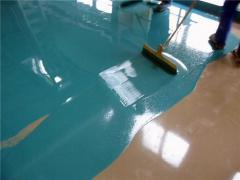 Полимерные покрытия напольные