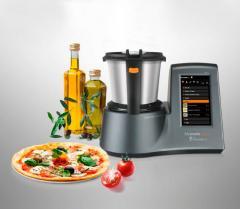 Maikuk induction kitchen robot - the world's first