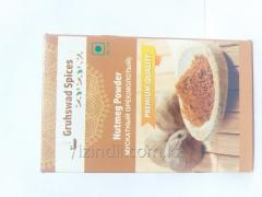 Мускатный орех молотый,  50 гр,  Gruhswad...