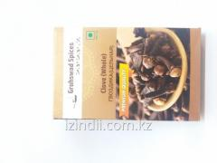 Гвоздика цельная,  50 гр,  Gruhswad Spices