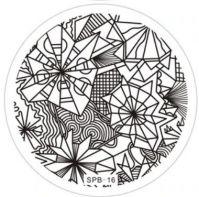 SPB-16 Диск для нейл стемпинга