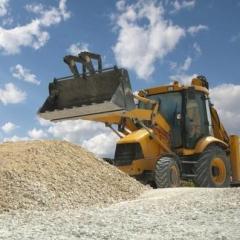 Sand-gravel