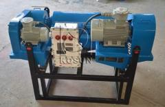 Tsirklyatsionny system of drilling mud fluid -
