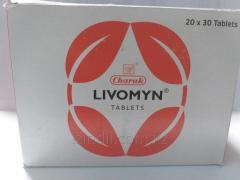 Ливомин,  30 таблеток,  Livomyn Charak, ...