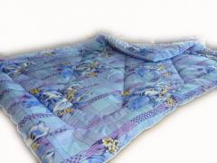 Одеяло стеганое синтепоновое односпальное