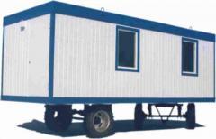 Мобильные офисы для дорожных бригад