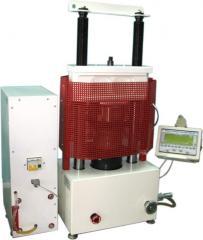 Прессы гидравлические измерительные ПГИ-1000С