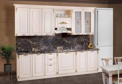 Кухонный гарнитур Азалия 2,8 Левада Мебель бежевый