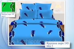 """Комплект постельного белья 145*205 Перья """"Казхлопторг"""""""
