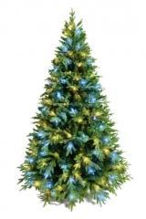 Комнатная елка Валерио световая премиум класса 1,8 м 2.4
