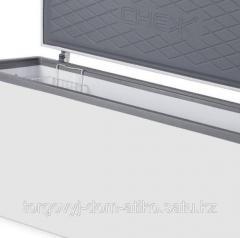 Морозильный ларь МЛК- 700 корпус серый верх серый