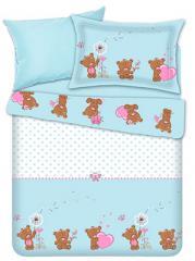 Комплекты постельного белья детские  'Мишка Ми' -