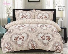 Комплект постельного белья 'Ретро' - Сатин «AZALA Textile»