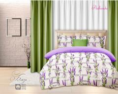 Комплект постельного белья 'Лаванда' с...
