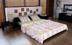 Комплект постельного белья 'Лаванда' без подклада - Бязь «AZALA Textile»