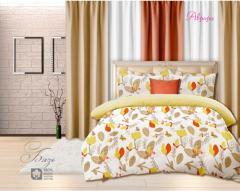 Комплект постельного белья 'Аврора' в желтом...
