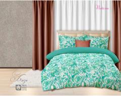 Комплект постельного белья 'Пейсли' - в мяте - Бязь «AZALA Textile»