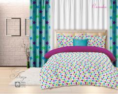 Комплект постельного белья 'Слоники' - Бязь «AZALA Textile»