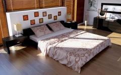 """Комплект постельного белья """"Керемет"""" в коричневом - Ранфорс «AZALA Textile»"""