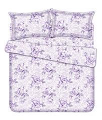 Комплект постельного белья 'Пионы' - Сатин «AZALA Textile»