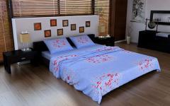 Комплект постельного белья 'Көктем' - Ранфорс «AZALA Textile»