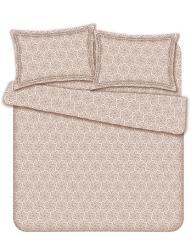 Комплект постельного белья 'Латте' - Сатин «AZALA Textile»