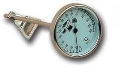 Аналоговый термометр Fischer Bargoin