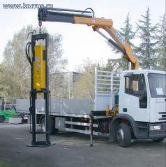 Навесное оборудование для экскаваторов