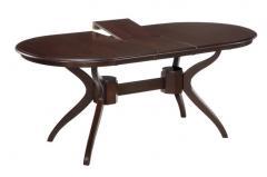 "Стол \""Доминика\"" 1500(+440)*880*750 Доминика Мебель (венге)"