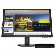 Компьютер с монитором HP Bundle 260 G4 DM [23H04EA]
