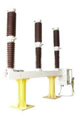Kolonkovy gas-insulated switches of 110 - 220 kV