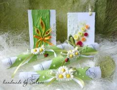 Rolls, invitation on a wedding - rolls.