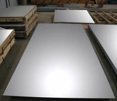 Corrosion-proof steel sheets from Aisi 316 steel