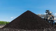 Уголь Талдыкольского разреза