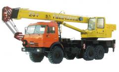 Crane-manipulator
