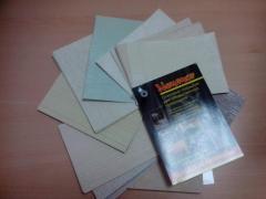 Warehouse program of wall-paper Newmor (Provo