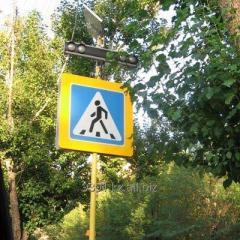 Купить знаки дорожные и указатели