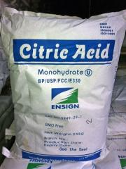 1-water citric acid