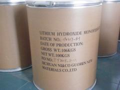 Lithium hydroxide 1-water