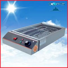 Electric grill barbecue