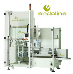 Automatic formers of the box of Endoline 221 and