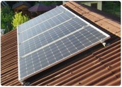 Автономные солнечные энергосистемы с установленной