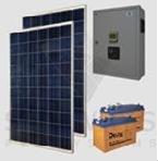 Автономные солнечные энергосистемы АСЭ «ПРОМО +»