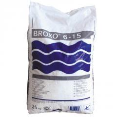 Sodium chloride BROXO 6-15