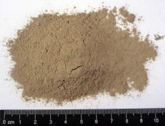 The quartz dust-like B (marshalit) sand