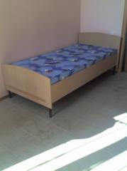 Кровать универсальная (с ортопедическим матрацом)