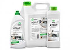 Means for degreasing in kitchen of GraSS® Azeli
