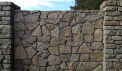 Natural natural stone-plitnyak