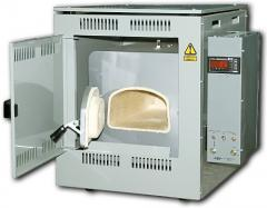 Furnace the muffle PM-10 (8L, 100-1000S,